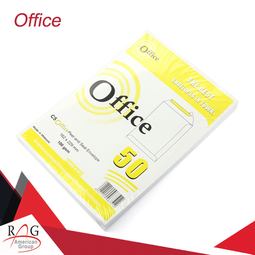 Office peel and seal envelopes – C5